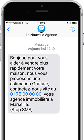 Marketing Immobilier Rentrez Des Mandats Pige Sms