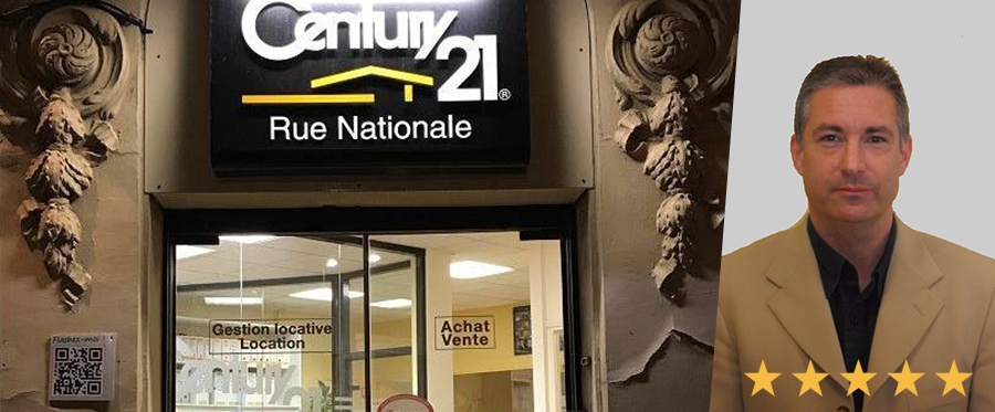Pige Immobiliere SMS, Century 21